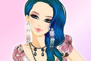 《时尚发型》游戏画面1