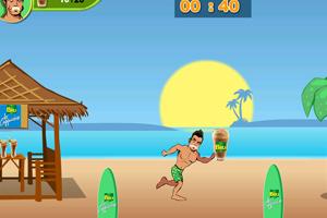 《疯狂的夏天》游戏画面1