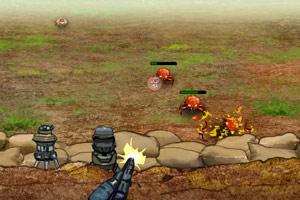 《变异怪虫狙击战》游戏画面1