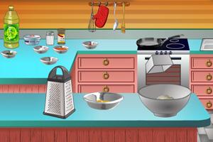 《莳萝薯仔饼》游戏画面1