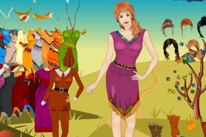 《美衣田园风》游戏画面1