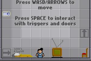 《在太空船行走》游戏画面1