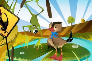 《青蛙和小鸭》游戏画面1