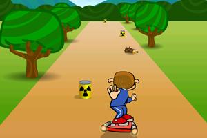 《营救公路小刺猬》游戏画面1