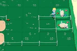 《圈养小羊》游戏画面1