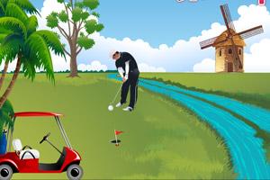 《装饰高尔夫球场》游戏画面1