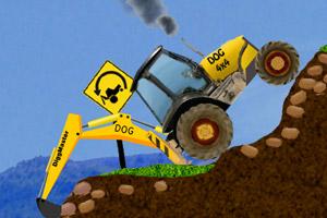 《疯狂挖掘机2》游戏画面1