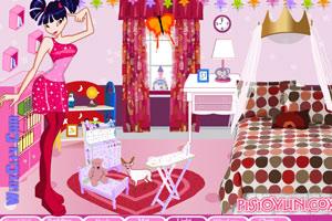 《美女布置房间》游戏画面1