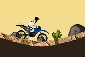 《荒漠疯狂摩托车》游戏画面1