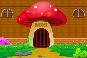 《逃出神秘蘑菇屋》游戏画面1