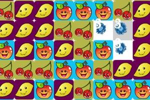 《消除水果怪物》游戏画面1