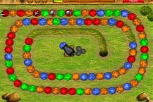 《经典祖玛》游戏画面1