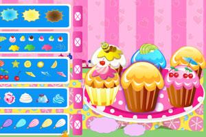 《奶油小蛋糕》游戏画面1