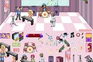 《摇滚录音棚》游戏画面1