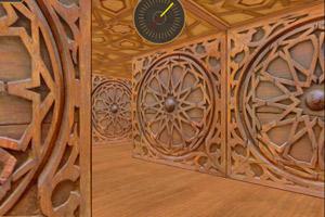 《3D木制迷宫》游戏画面1