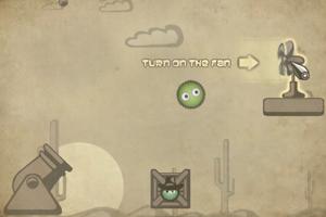 《小球入筐》游戏画面1