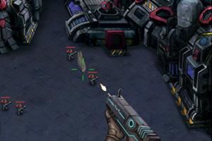 《星际战场》游戏画面1