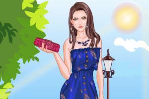 《时髦春装》游戏画面1