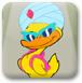 打扮打扮漂亮的鸭子