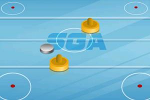 《冰球对决》游戏画面1