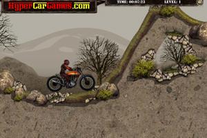 《热力摩托》游戏画面1