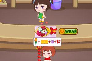 《魅力花店》游戏画面1