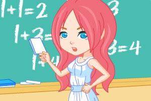 《可爱老师》游戏画面1