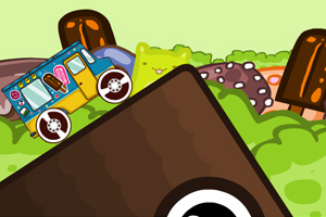 《冰淇淋卡车》游戏画面1