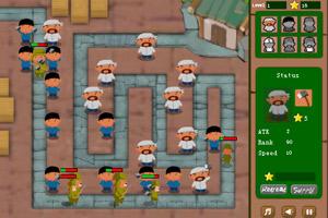 《乡村保卫战》游戏画面1