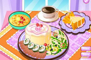 《丰盛早餐》游戏画面1