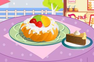 《诱人甜甜圈》游戏画面1