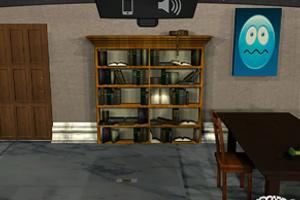 《逃出图书馆》游戏画面1