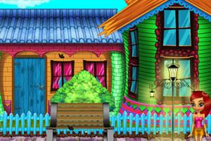 《丽莎的梦中小屋》游戏画面1