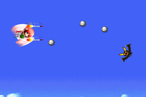 《天降之物》游戏画面1