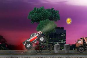 《城市大脚卡车》游戏画面1