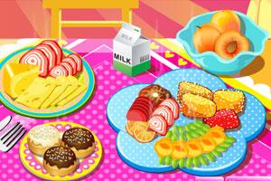 《完美早餐》游戏画面1