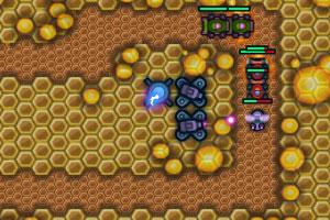 《蜂巢战争变态版》游戏画面1