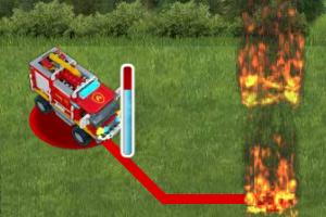《乐高森林救火队》游戏画面1