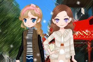 《法国美妞2》游戏画面1