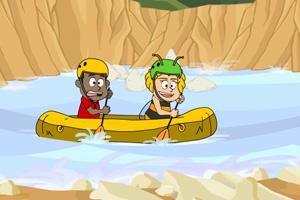 《小蜜蜂奥运之歌》游戏画面1