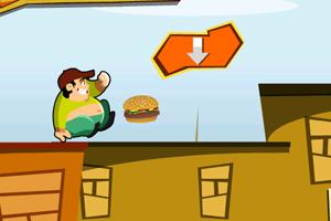 《奔跑的胖子》游戏画面1