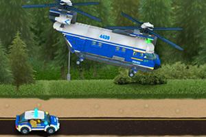 《乐高森林警察》游戏画面1