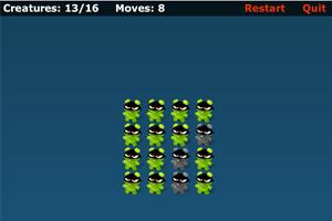 《点亮绿色生物》游戏画面1