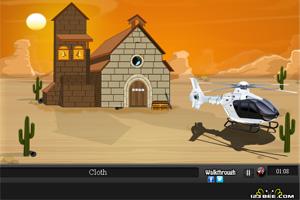 《逃离致命沙漠》游戏画面1