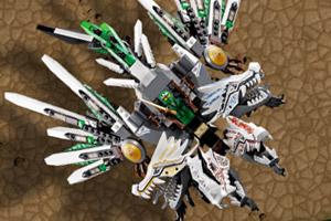 《乐高忍者机械龙》游戏画面1