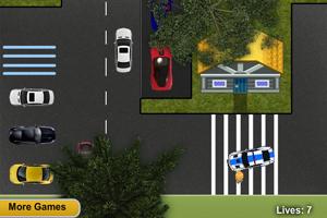 《帮警察叔叔停车3》游戏画面1