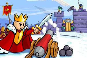 《国王战争》游戏画面1