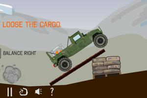 《大卡车运炸弹增强版》游戏画面1