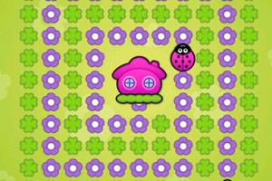 《小虫子回家》游戏画面1
