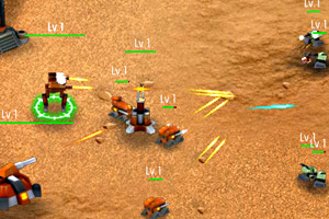 《星际种族战争》游戏画面1